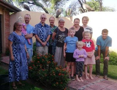 Missionær-retræte Kiabakari