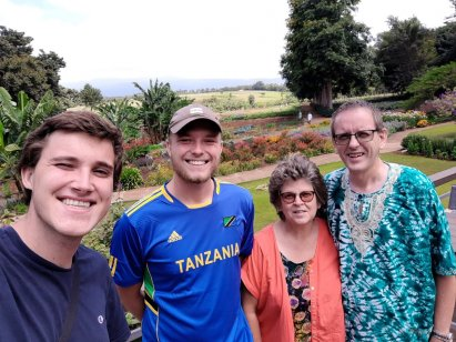 Missionær-retræte Arusha