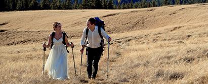 Forlovelsessamtaler Den vildeste vandretur