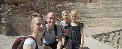 Foto Familien Hansen fra Karlslunde