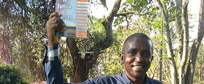 Taknemmelig bruger af Soma Biblias bibelbrevskole: Eliya Gabriel Mahenge