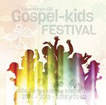 Cd-cover: Gospel-kids